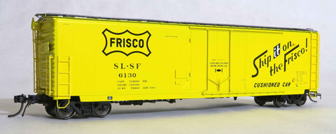 "13009 SLSF Delivery, GA 50' RBL Sill 1/ 10'6"" Offset Door/ Narrow Rods"