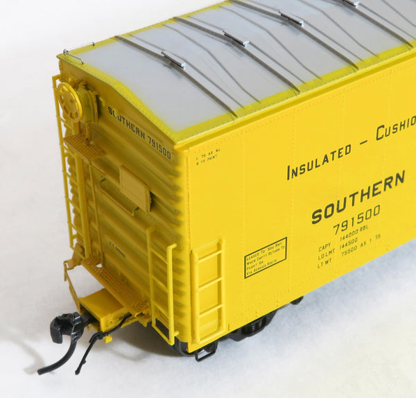 33024 SOU All yellow AX 1-75, FGE 50' RBL Plt B 7+7R 10-1 Ctr Door