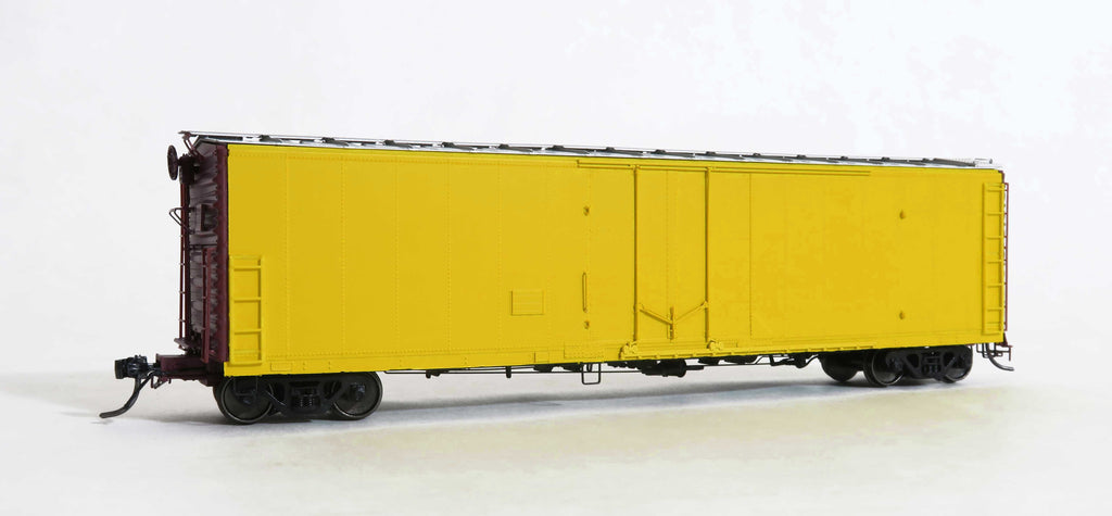 33100-Keystone Delivery Paint, Assembled, FGE 50' RBL Plt B 7+7R 10 Ctr Door-door loop