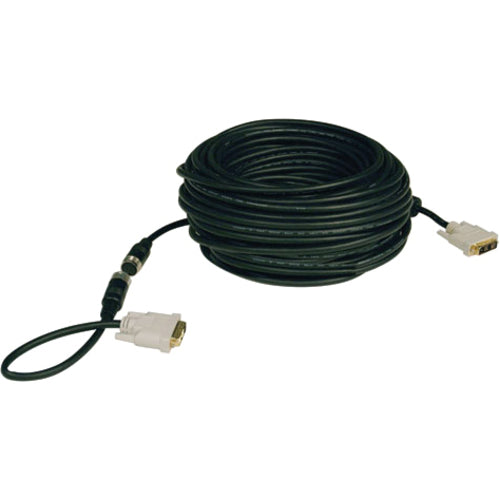 Tripp Lite DVI Single Link Digital TMDS Monitor Easy Pull Cable