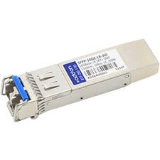 AddOn Juniper Networks SFPP-10GE-LR Compatible TAA Compliant 10GBase-LR SFP+ Transceiver (SMF, 1310nm, 10km, LC, DOM)