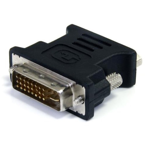 StarTech.com DVI to VGA Cable Adapter M-F - Black - 10 Pack