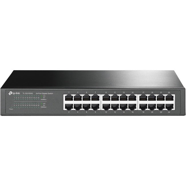 TP-Link 24-Port Gigabit Desktop-Rackmount Switch