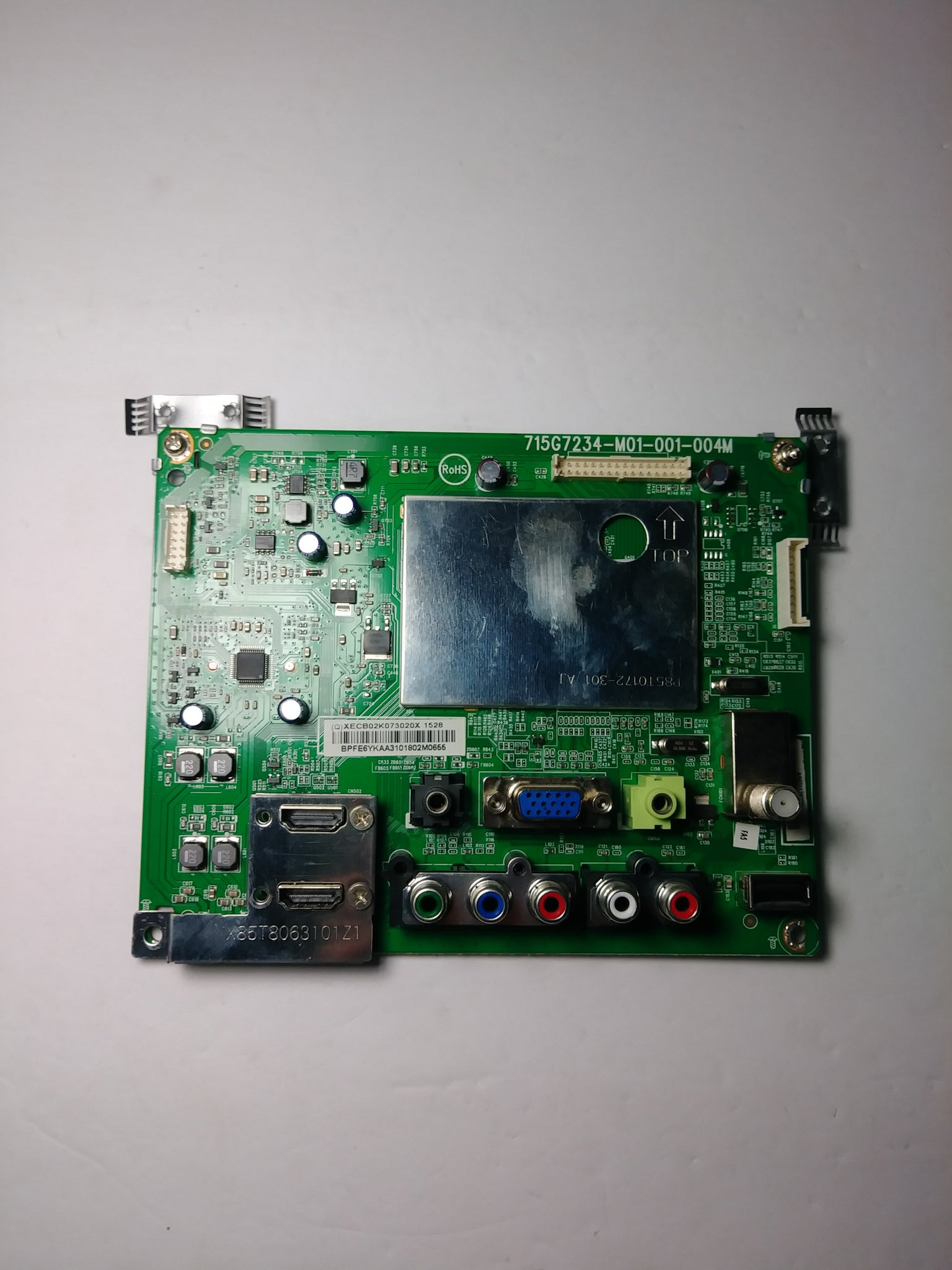 Vizio 756TXECB02K0730 Main Board for D28H-C1 (LTT3TFAR Serial)