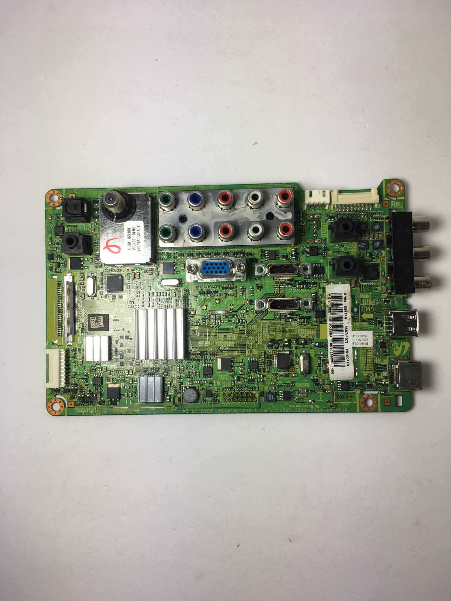Samsung BN94-02617N Main Board for LN32C530F1FXZA