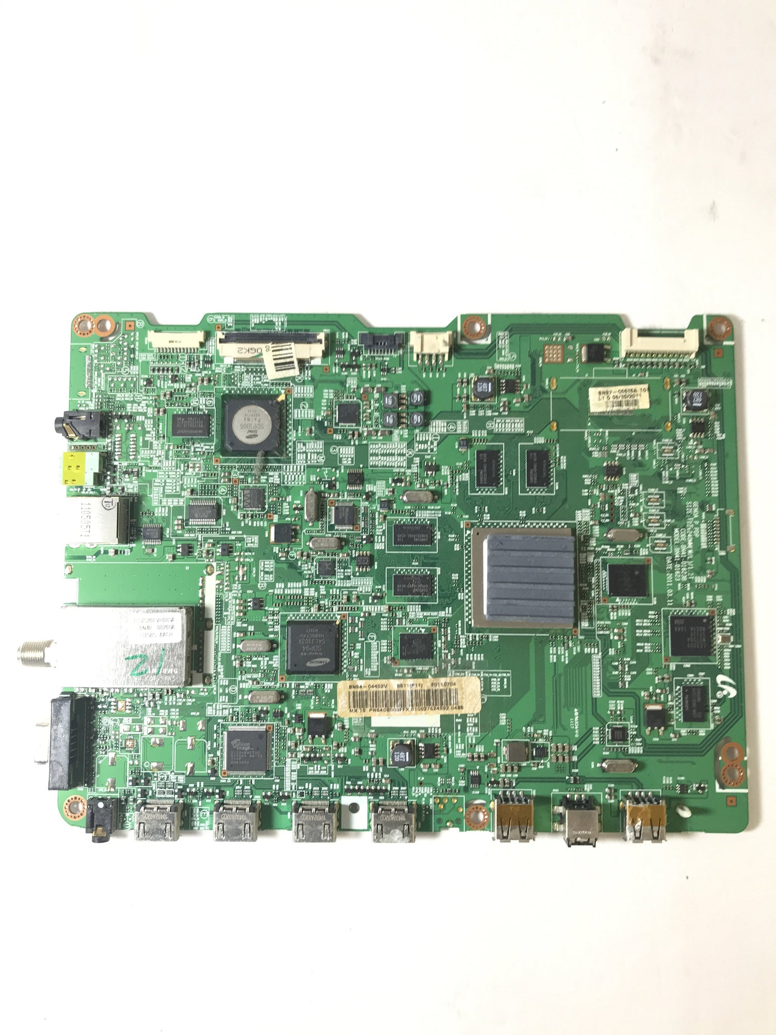 Samsung BN94-04402V Main Board for PN64D8000FFXZA