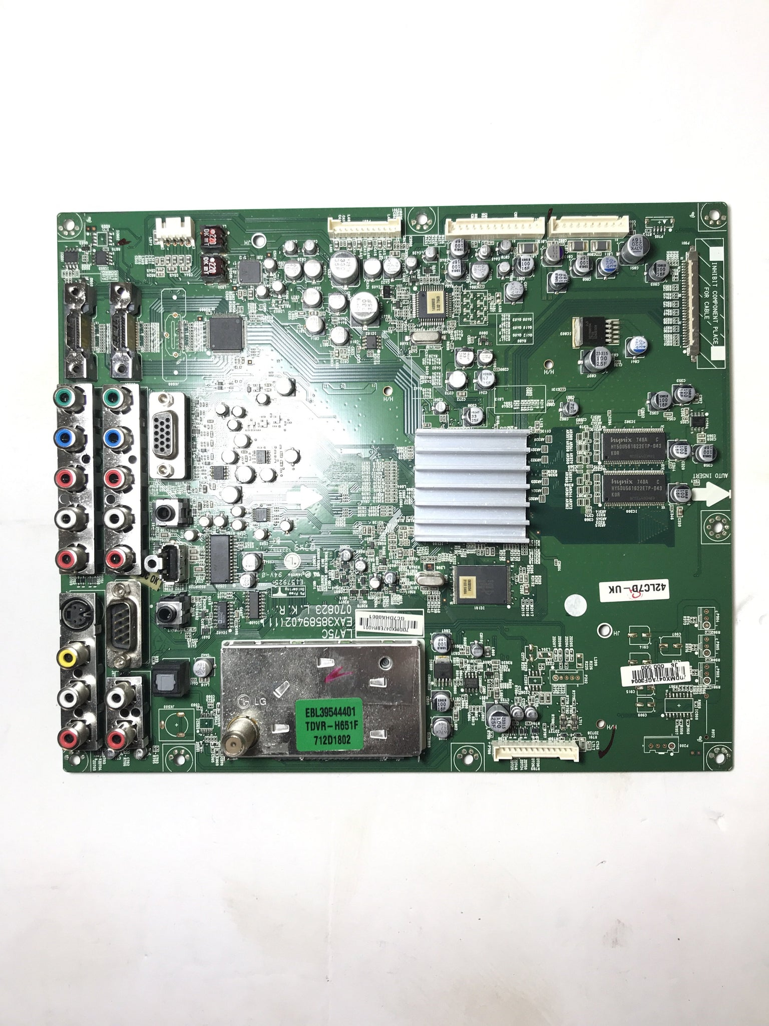 LG EBU42644401 (EAX38589402, LA75C) Main Board for 42LC7D-UK