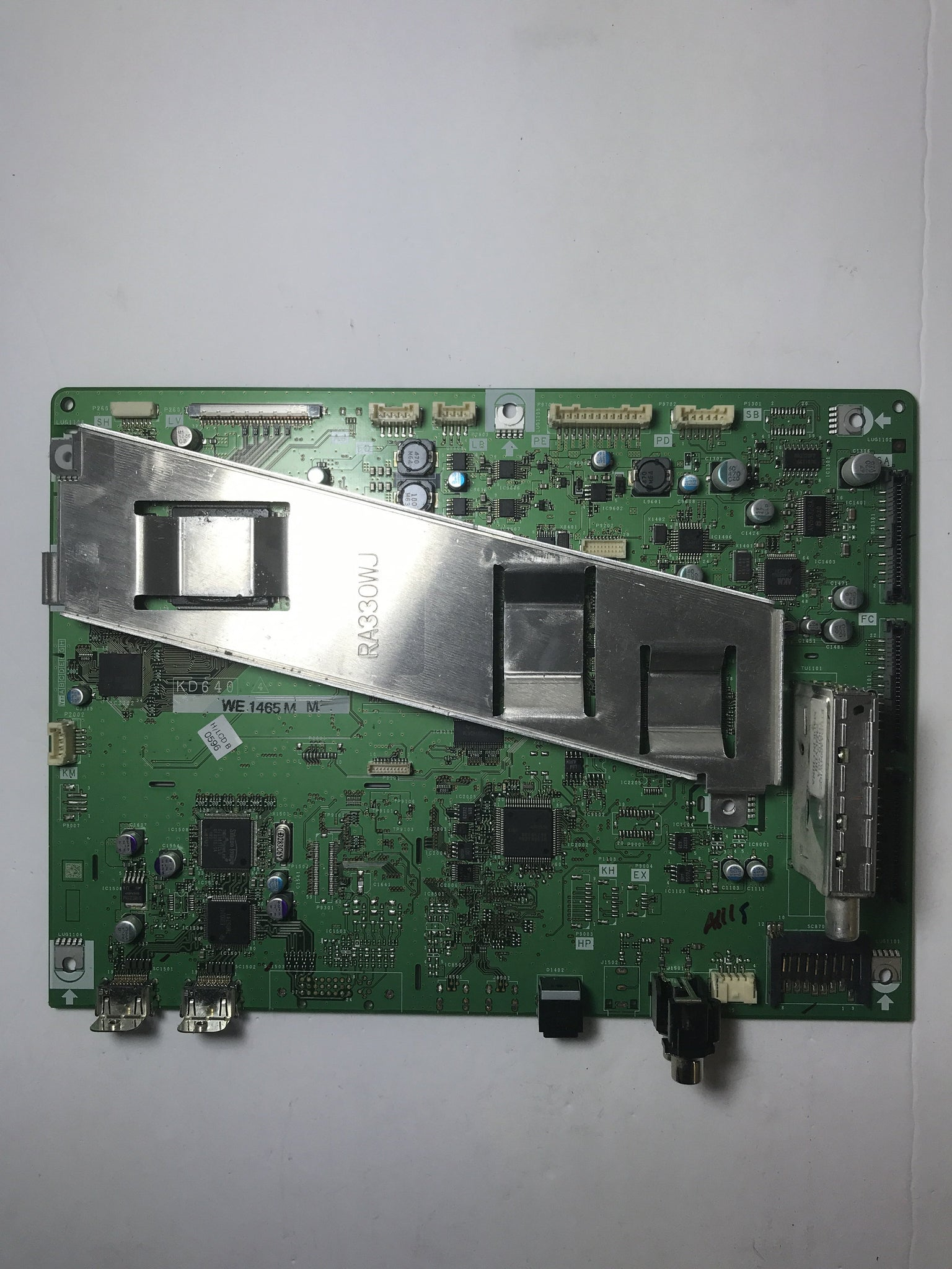 Sharp DUNTKD640FM14 (KD640, XD640WJ) Main Board for LC-40C45U