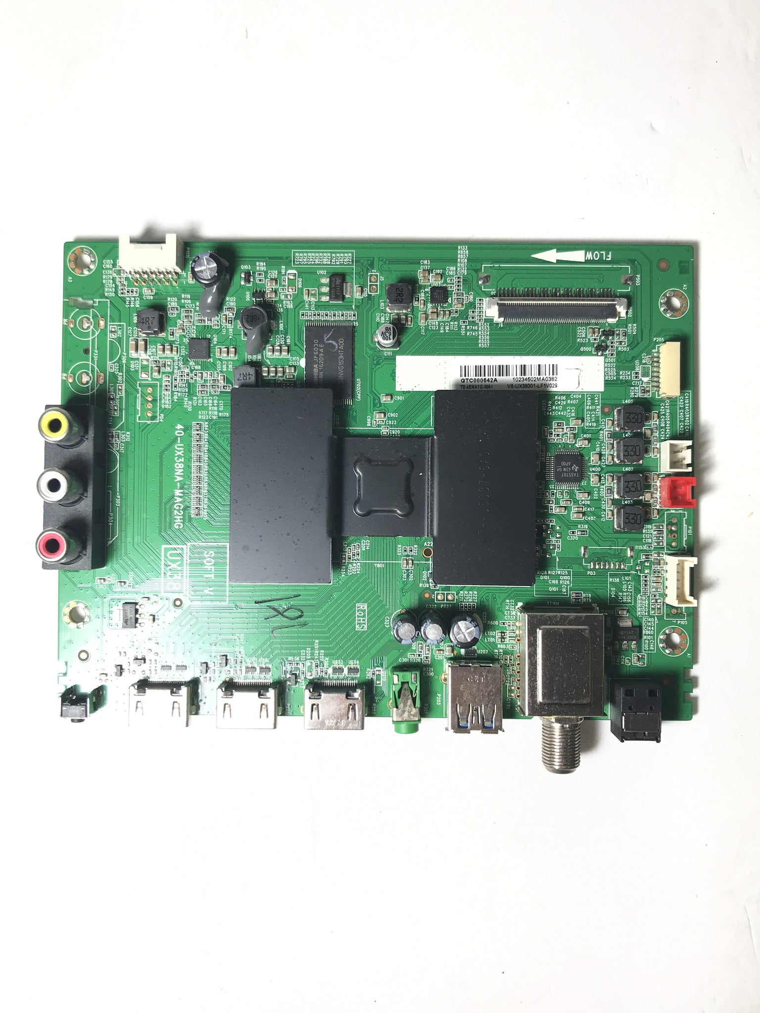 TCL T8-48NA1G-MA1 Main Board for 48FS3750 (Version 48FS3750TAAA)