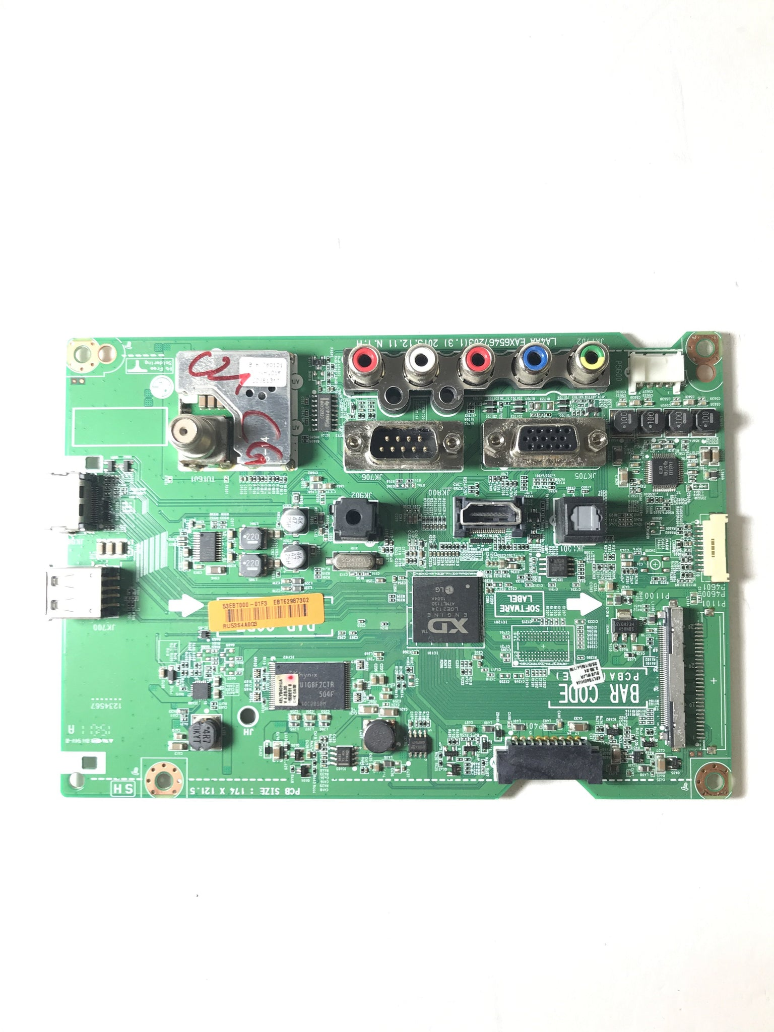 LG EBT62987302 Main Board for 42LY340H-UA