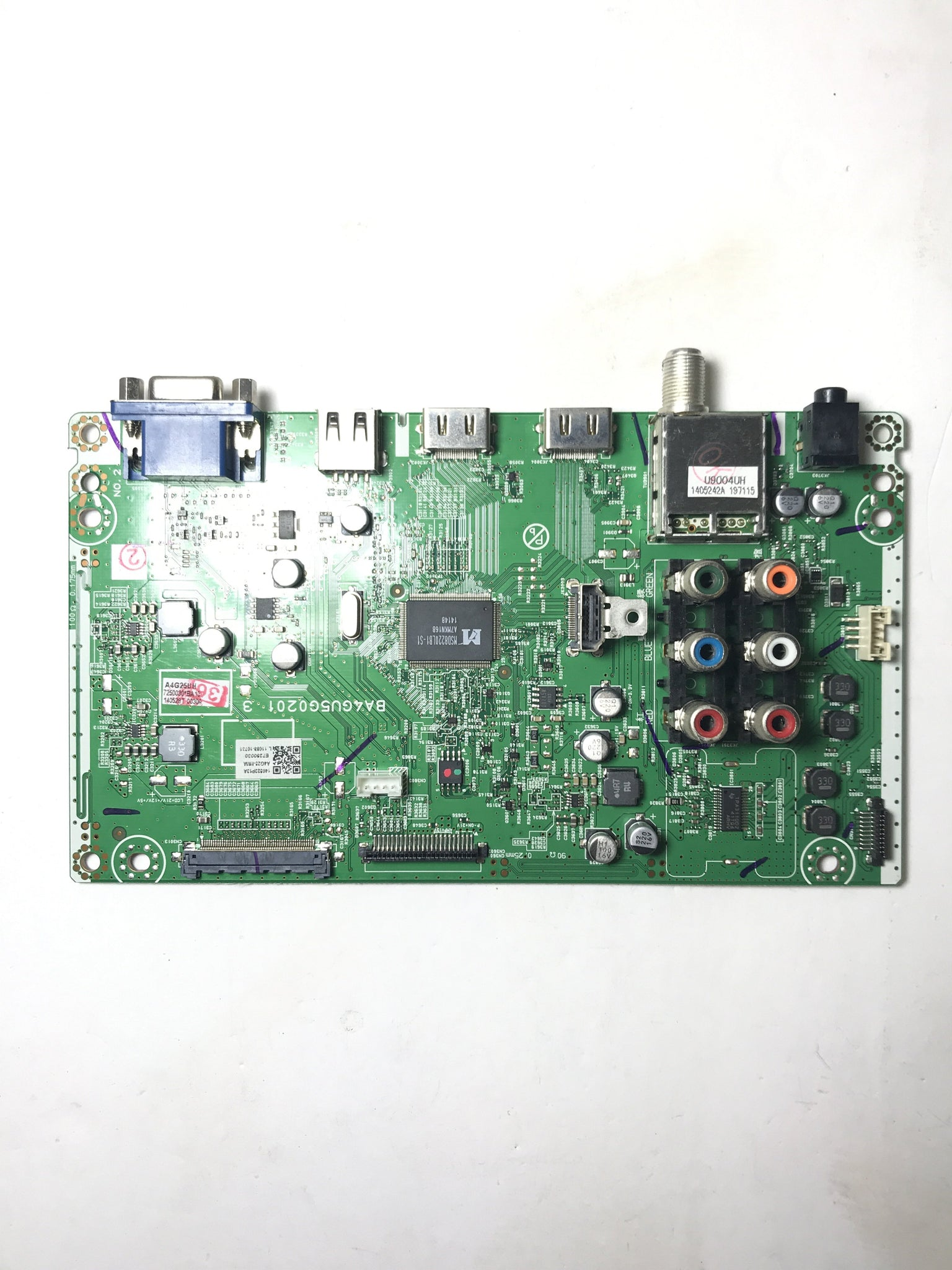 Emerson A4G25MMA-003 Main Board for LF401EM5 (DS1 / DS2 SERIAL ONLY)