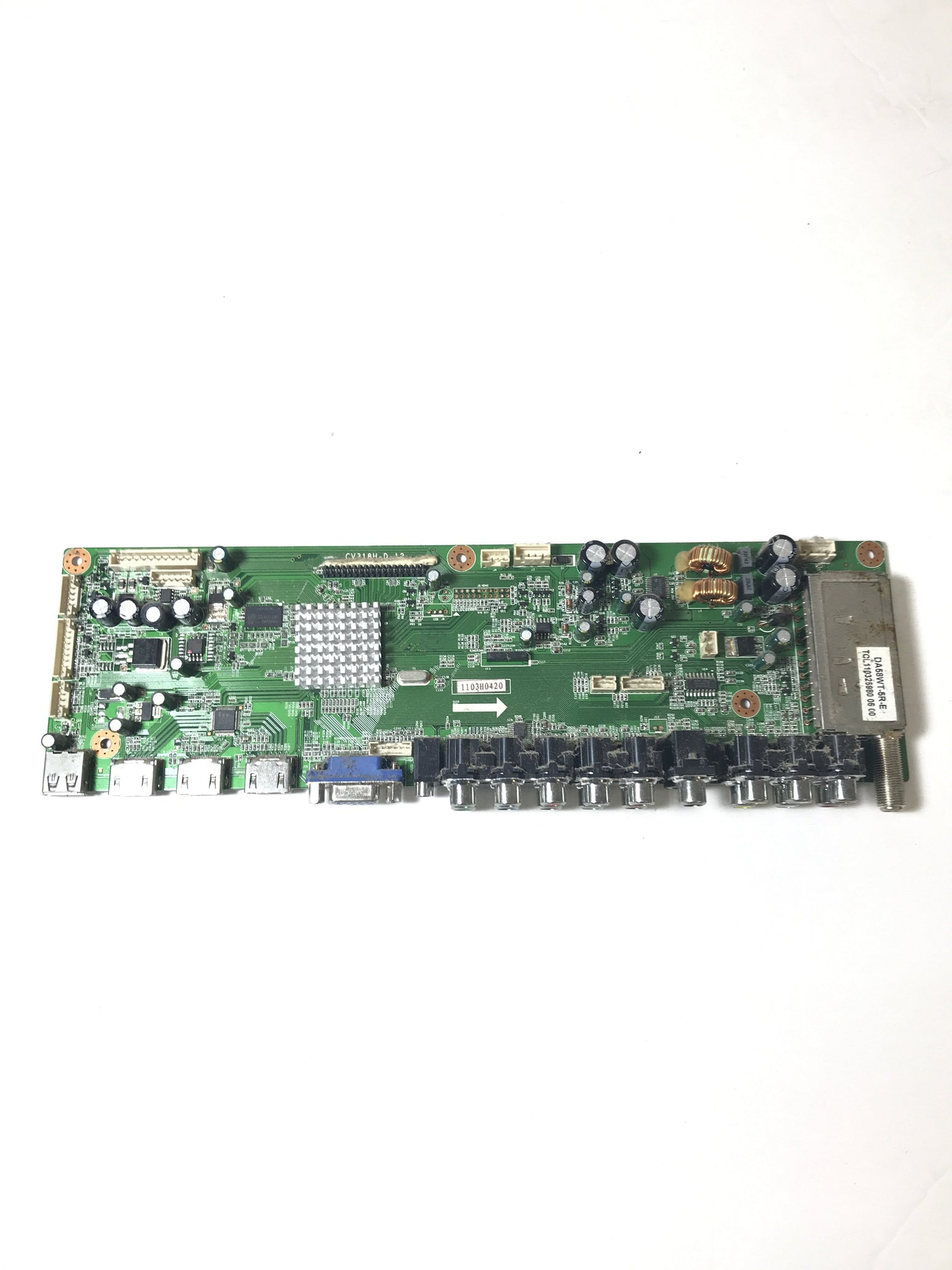 Seiki 1103H0420 (CV318H-D-12, TI11128) Main Board for LC-46G82