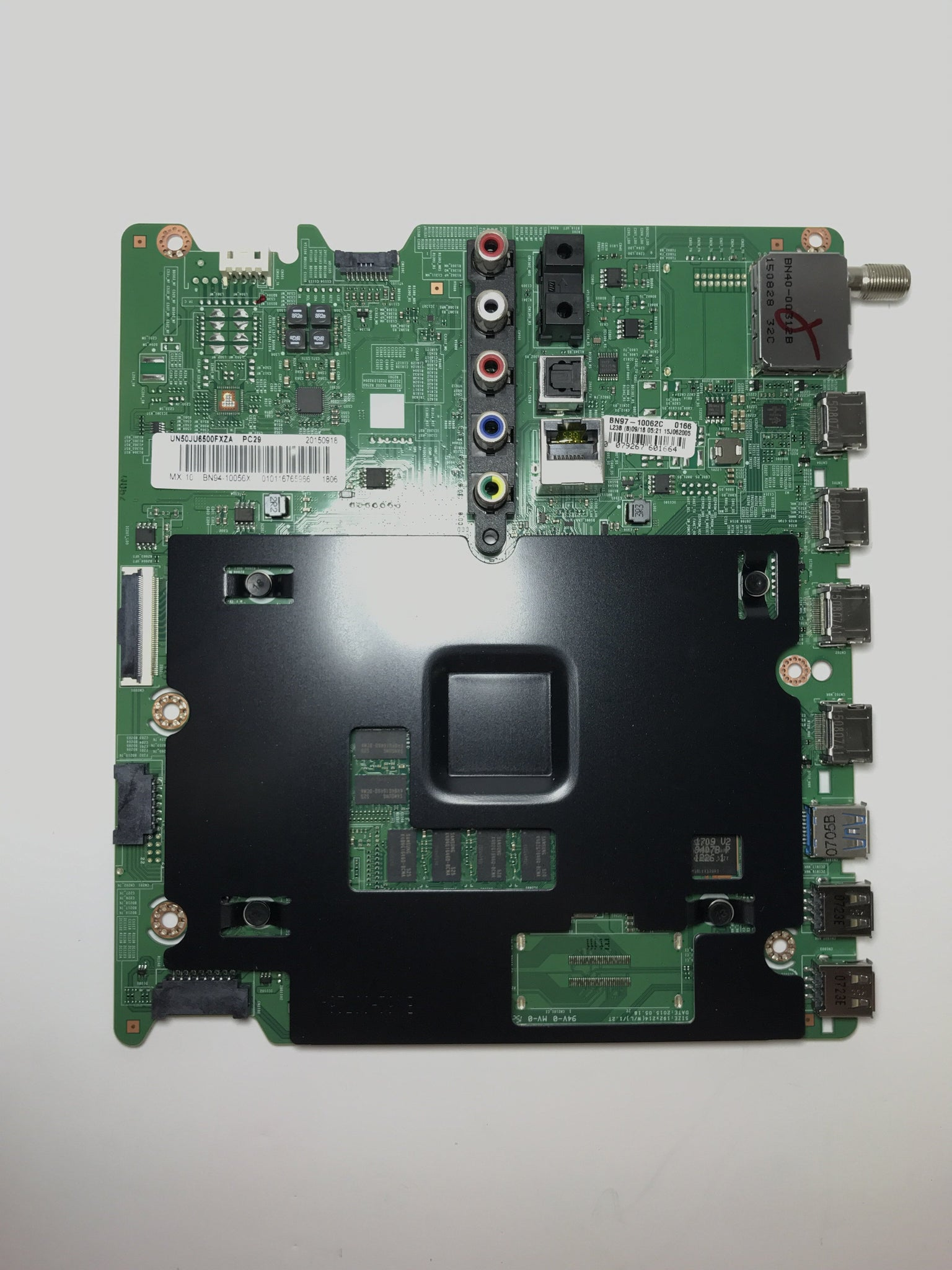 Samsung BN94-10056X Main Board for UN50JU6500FXZA (Version IH01)
