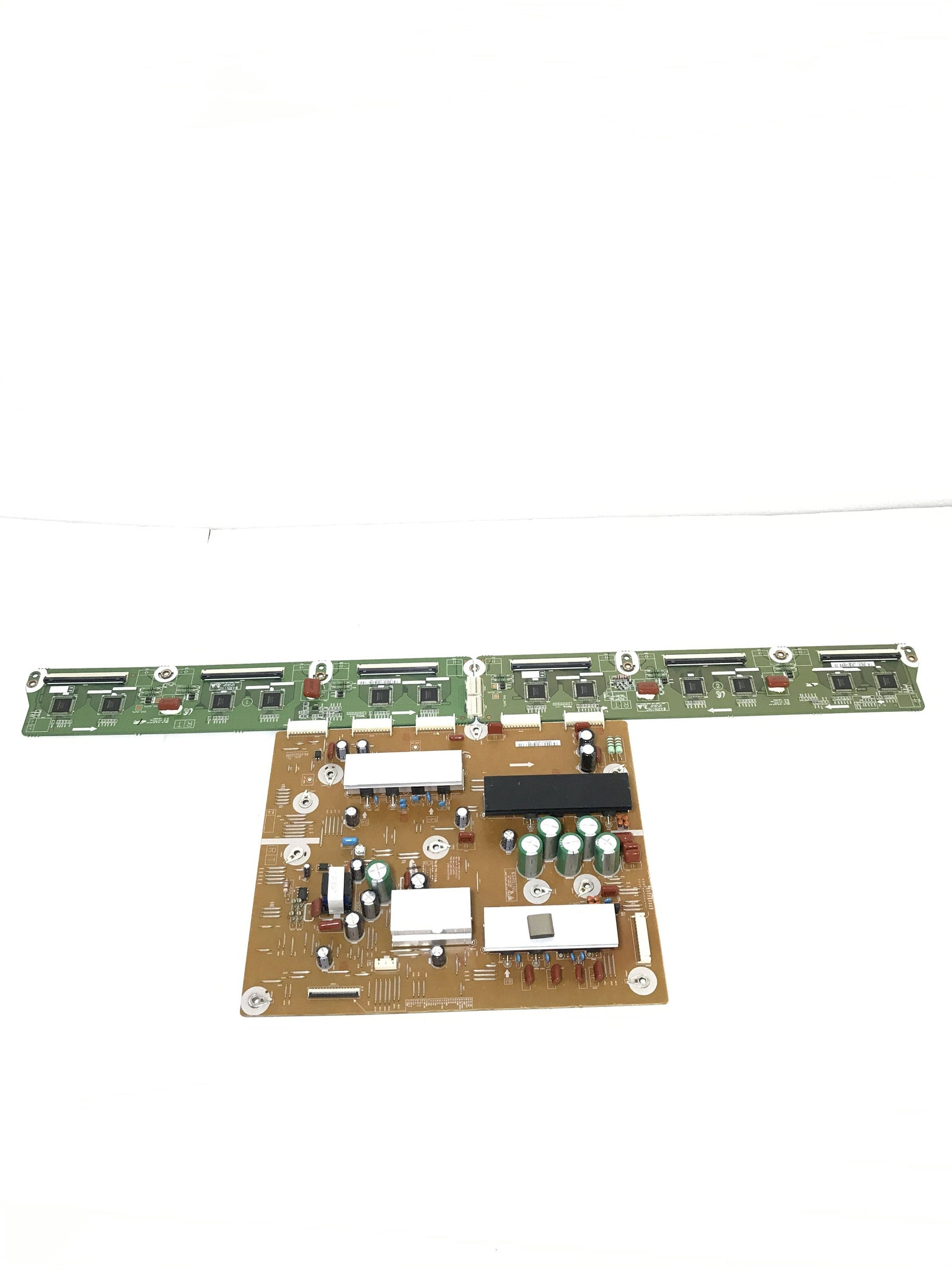 Samsung BN96-30206A Y-Main & Buffer Boards