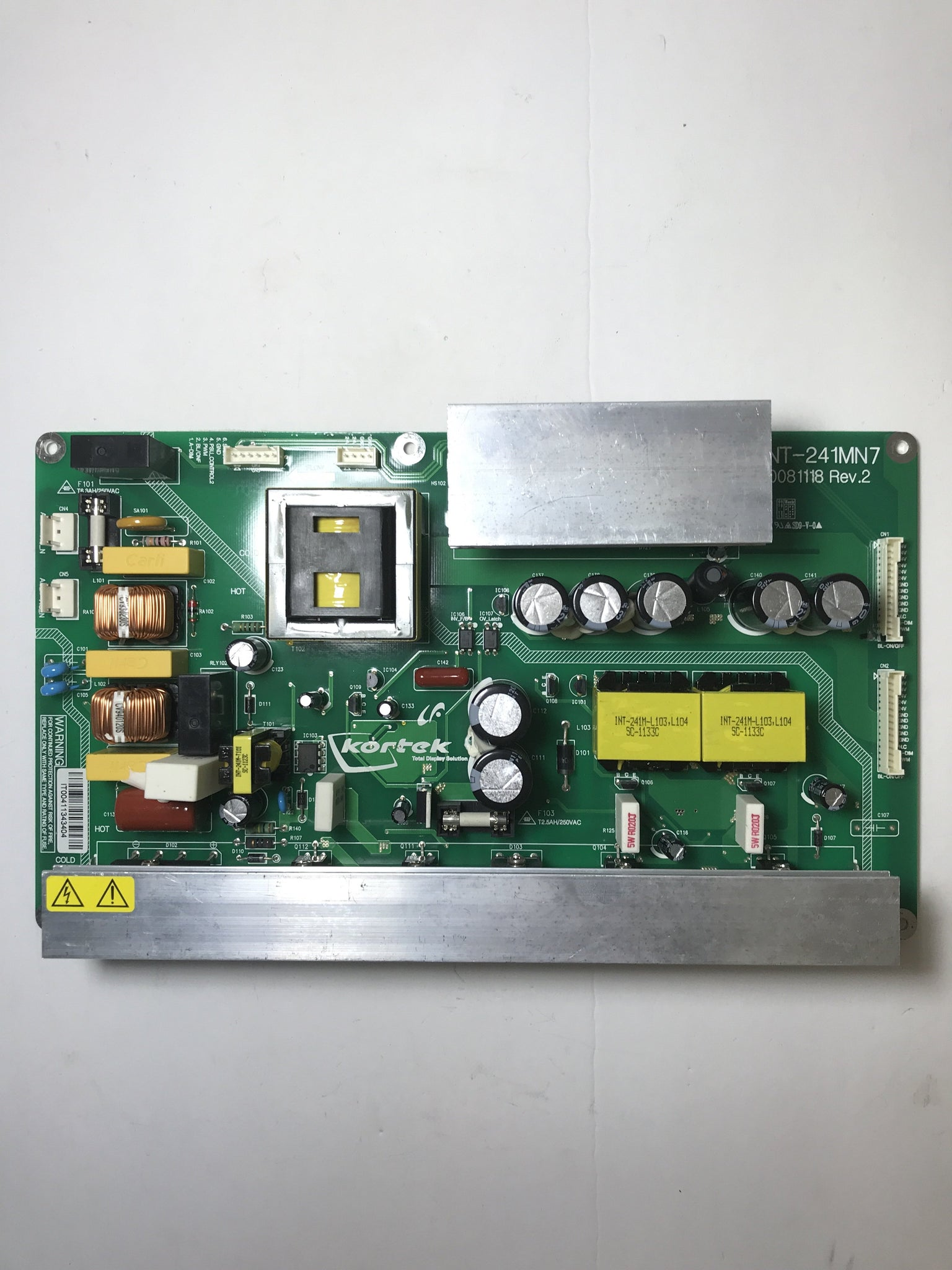 NEC INT-241MN7 Power Supply Unit for L709NG P701