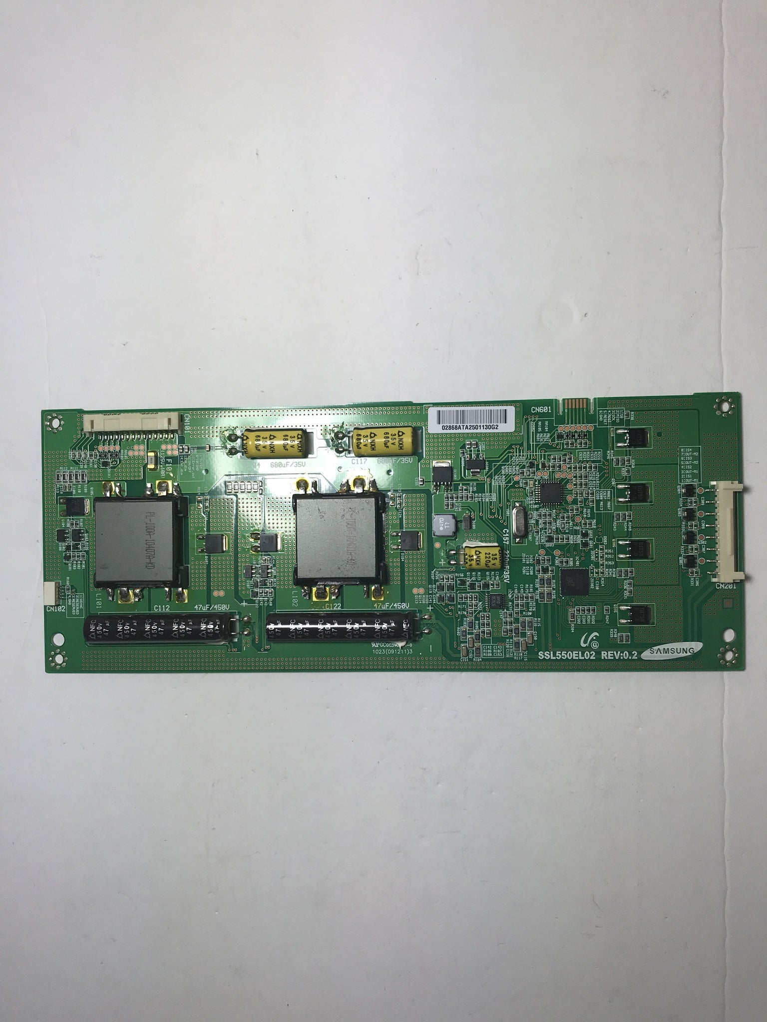 Samsung LJ97-02868A (2868A, SSL550EL02) Backlight Inverter