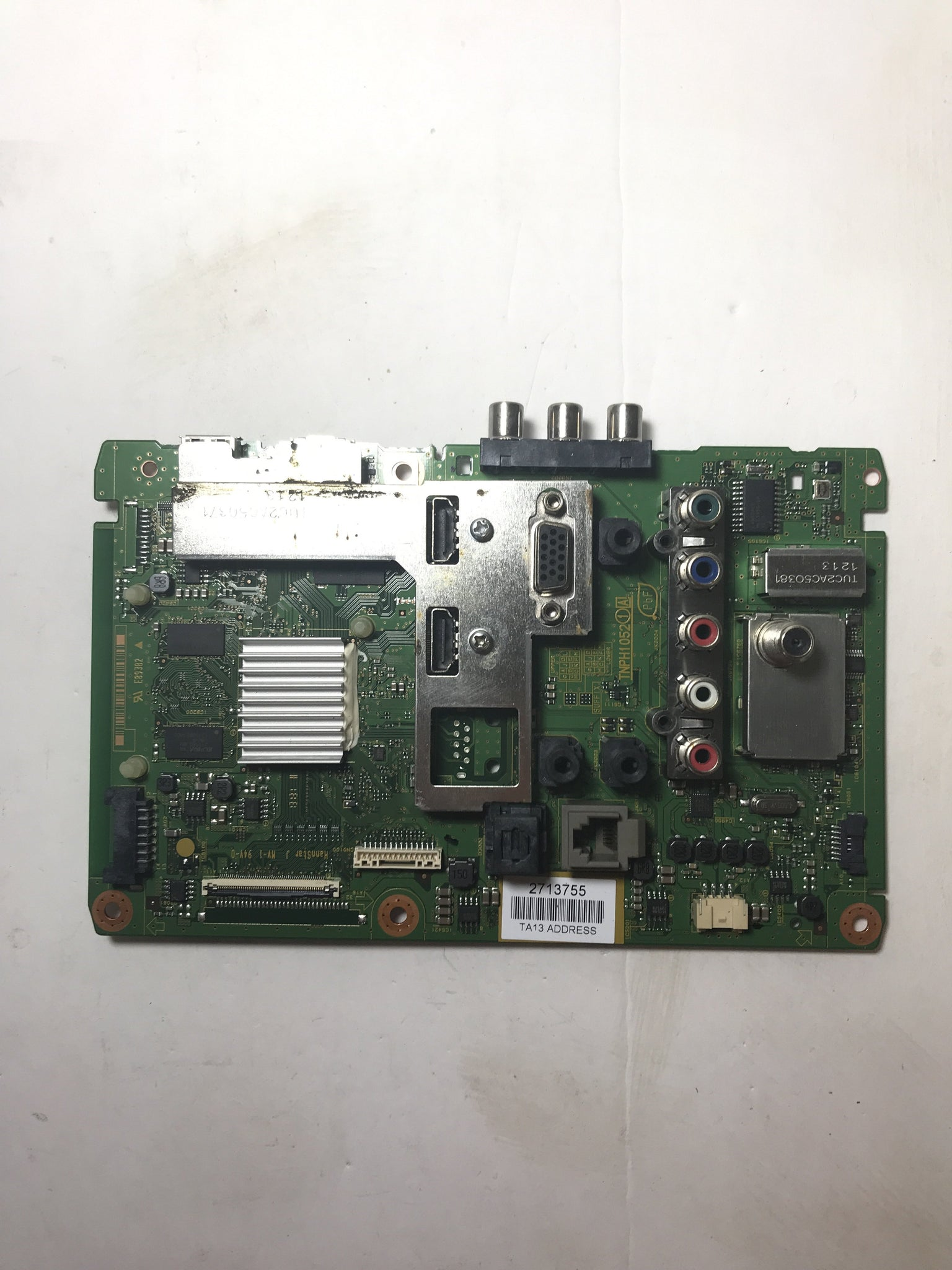 Panasonic TXN/A11SGUS (TNPH1052AD) Main A Board for TH-50LRU60