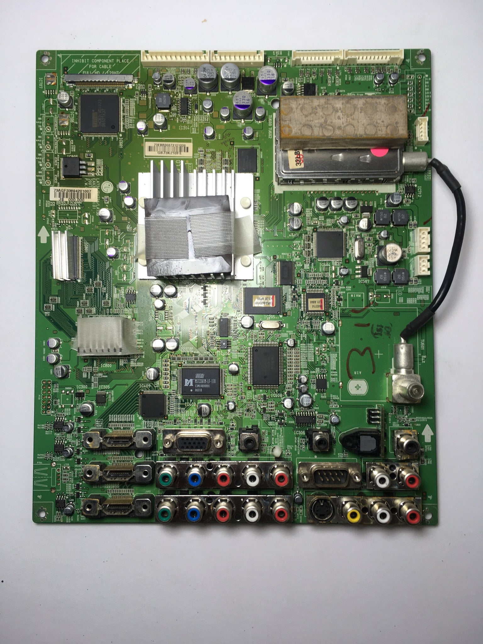 LG AGF33694201 (EBR36873101) Main Board for 32LB9D-UA