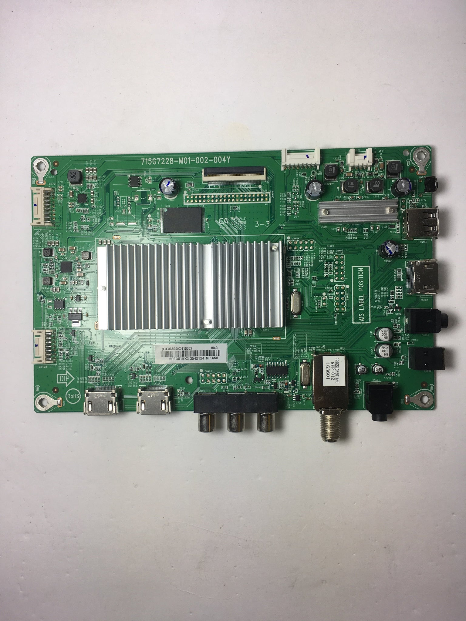 Sharp 756TXGCB0QK041 Main Board for LC-50LB481U
