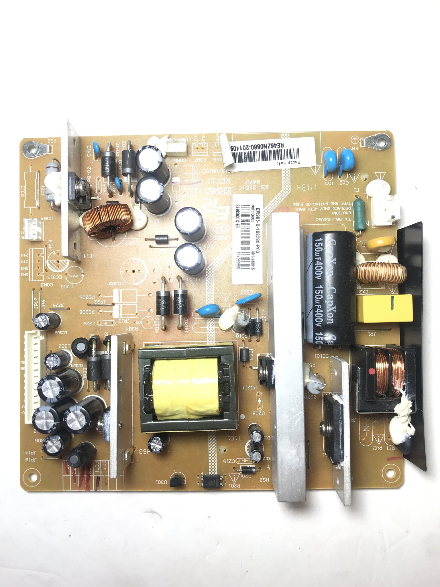 RCA RE46ZB0880 Power Supply / LED Board