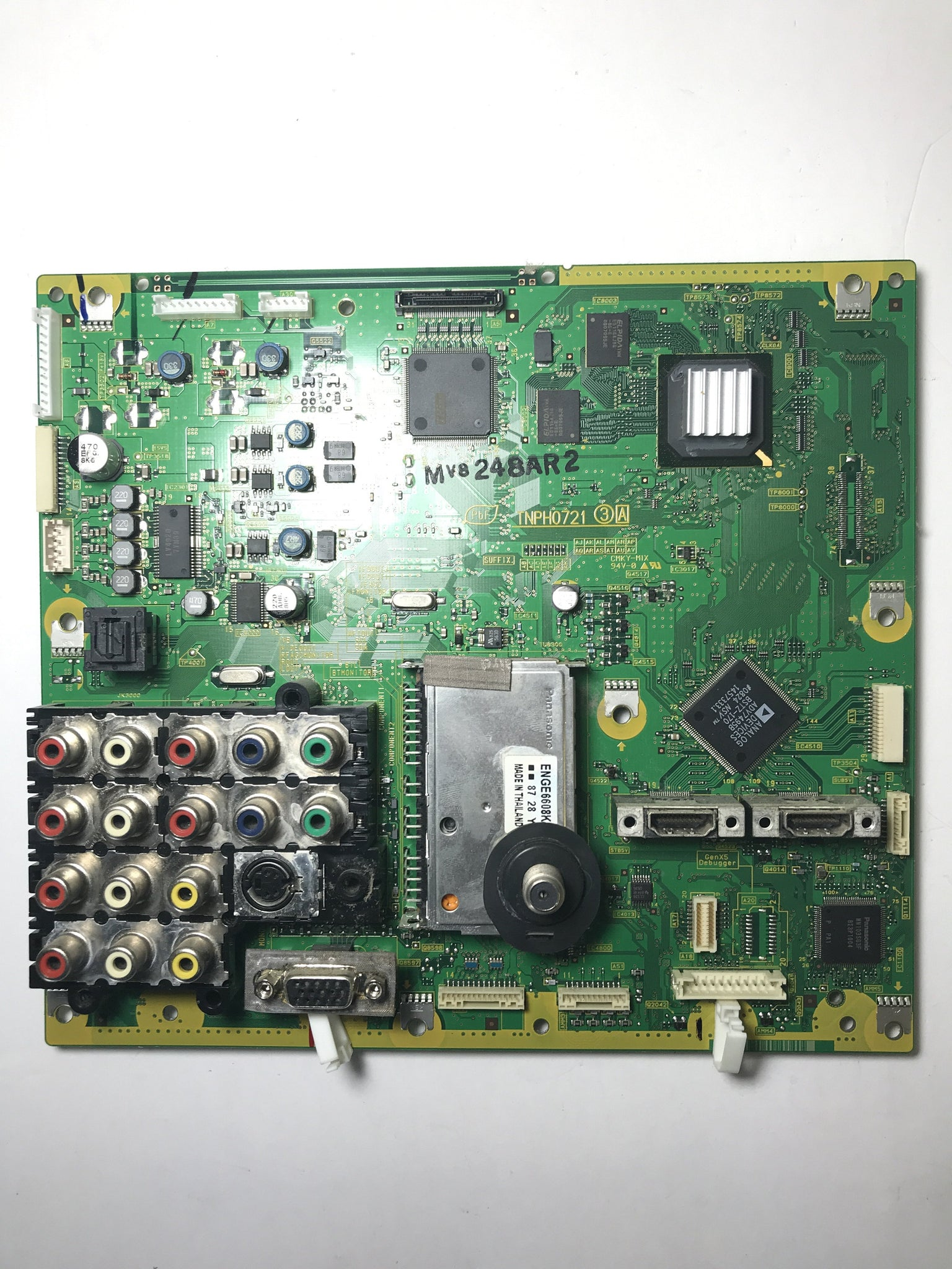 Panasonic TNPH0721ARS A Board for TH-42PZ85UA