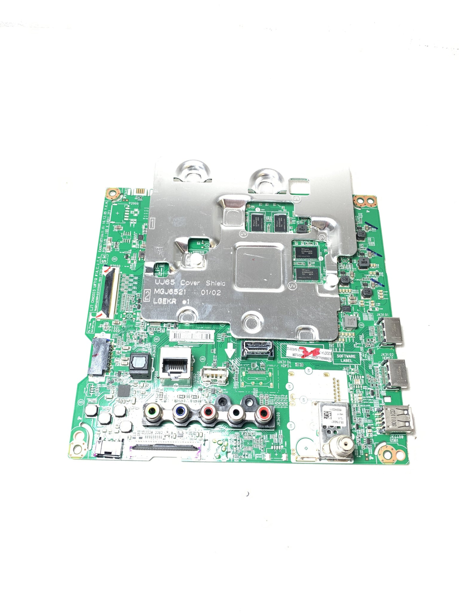 LG EBT64533102 Main Board for 60UJ6300-UA.BUSYLOR