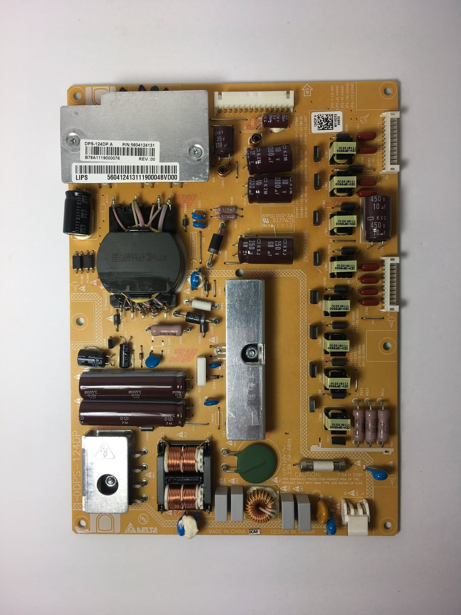 Insignia 56.04124.131 Power Supply for NS-32E859A11