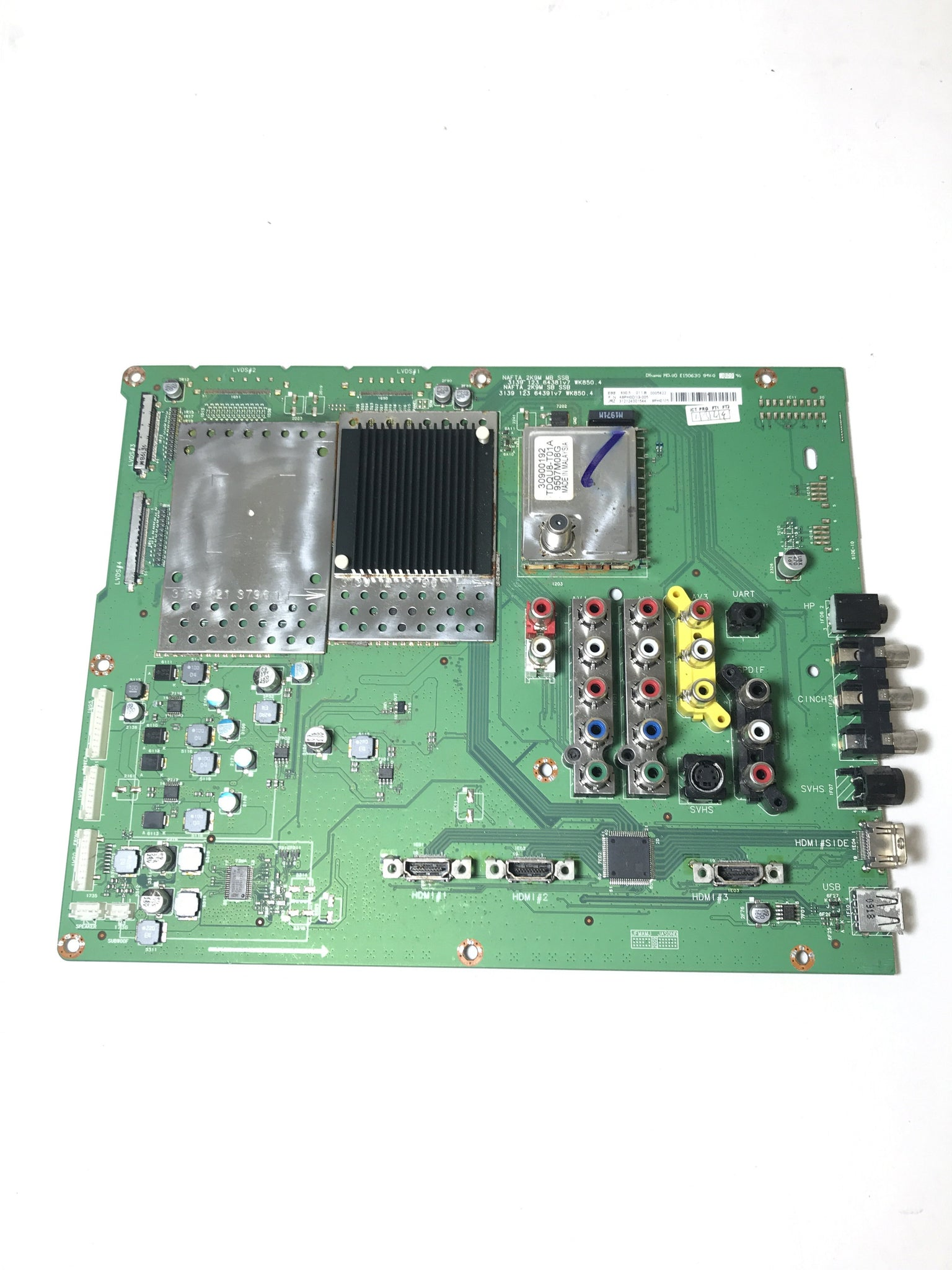 Philips A9PH0D1G-005 Main Board for 42PFL7704D/F7