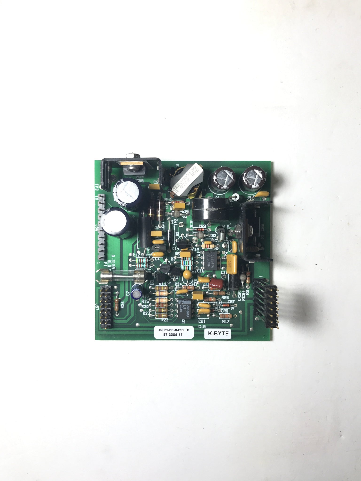Datascope Passport 0670-00-0450 Power Supply Board Patient Monitor