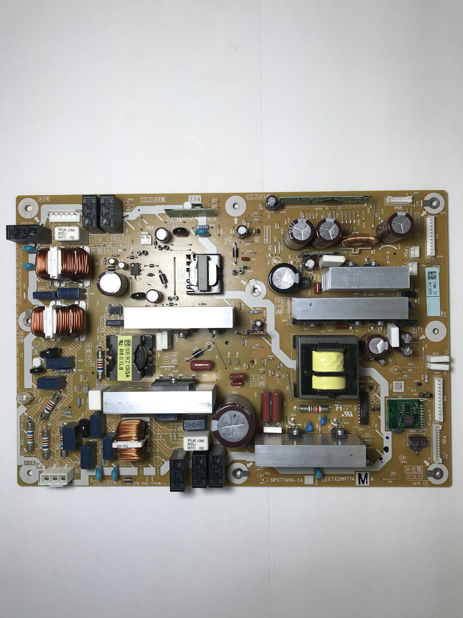 Panasonic ETX2MM774MA (NPX774MA-1, 774MA) Power Supply