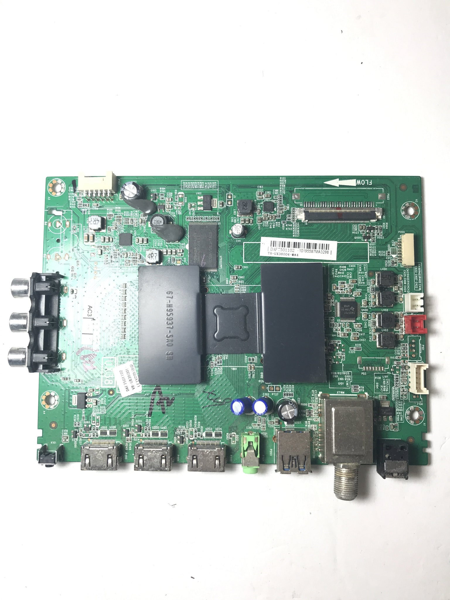 Insignia T8-UX38004-MA4 Main Board for NS-40DR420NA16