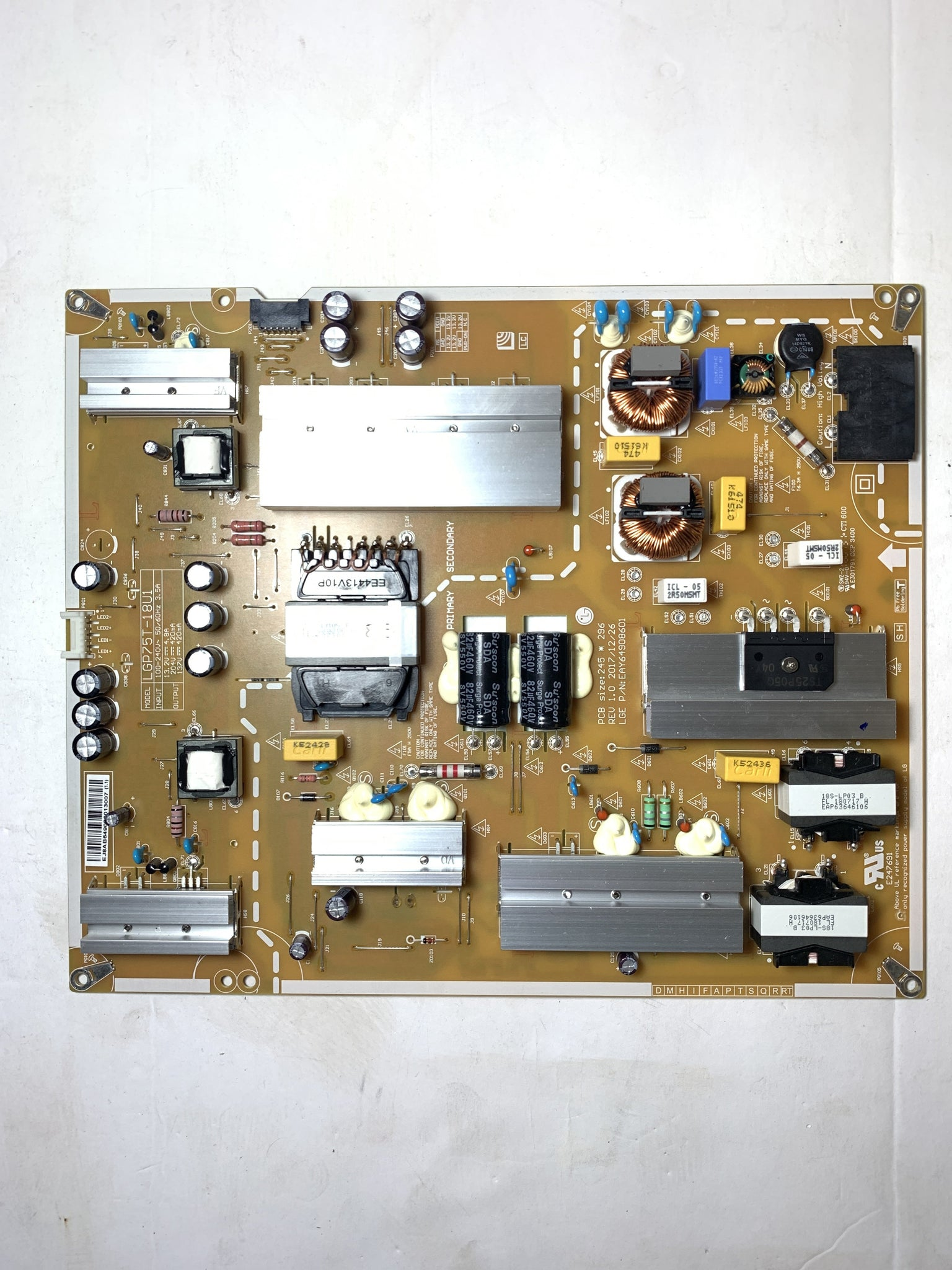 LG EAY64908601 Power Supply