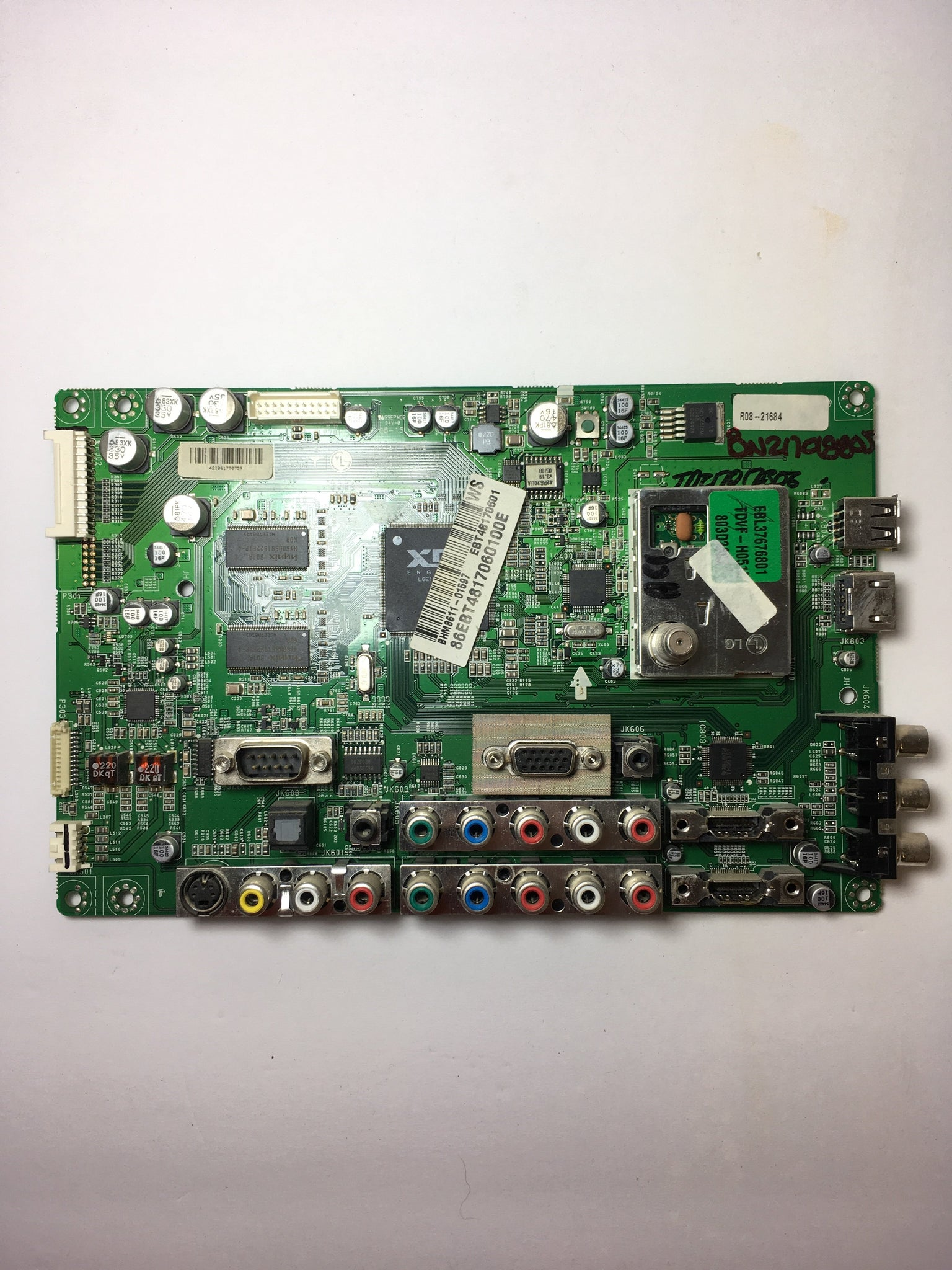 LG EBT48170601 (EAX39704802) Main Board for 42PG20-UA