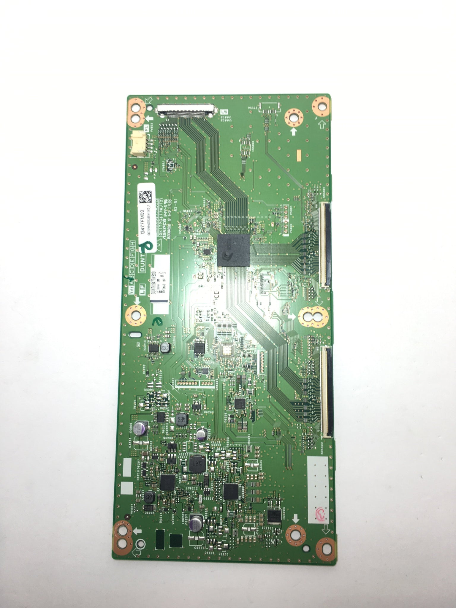Sharp DUNTKG477FM02 T-Con Board for LC-70C6600U LC-70LE660U LC-70LE661U