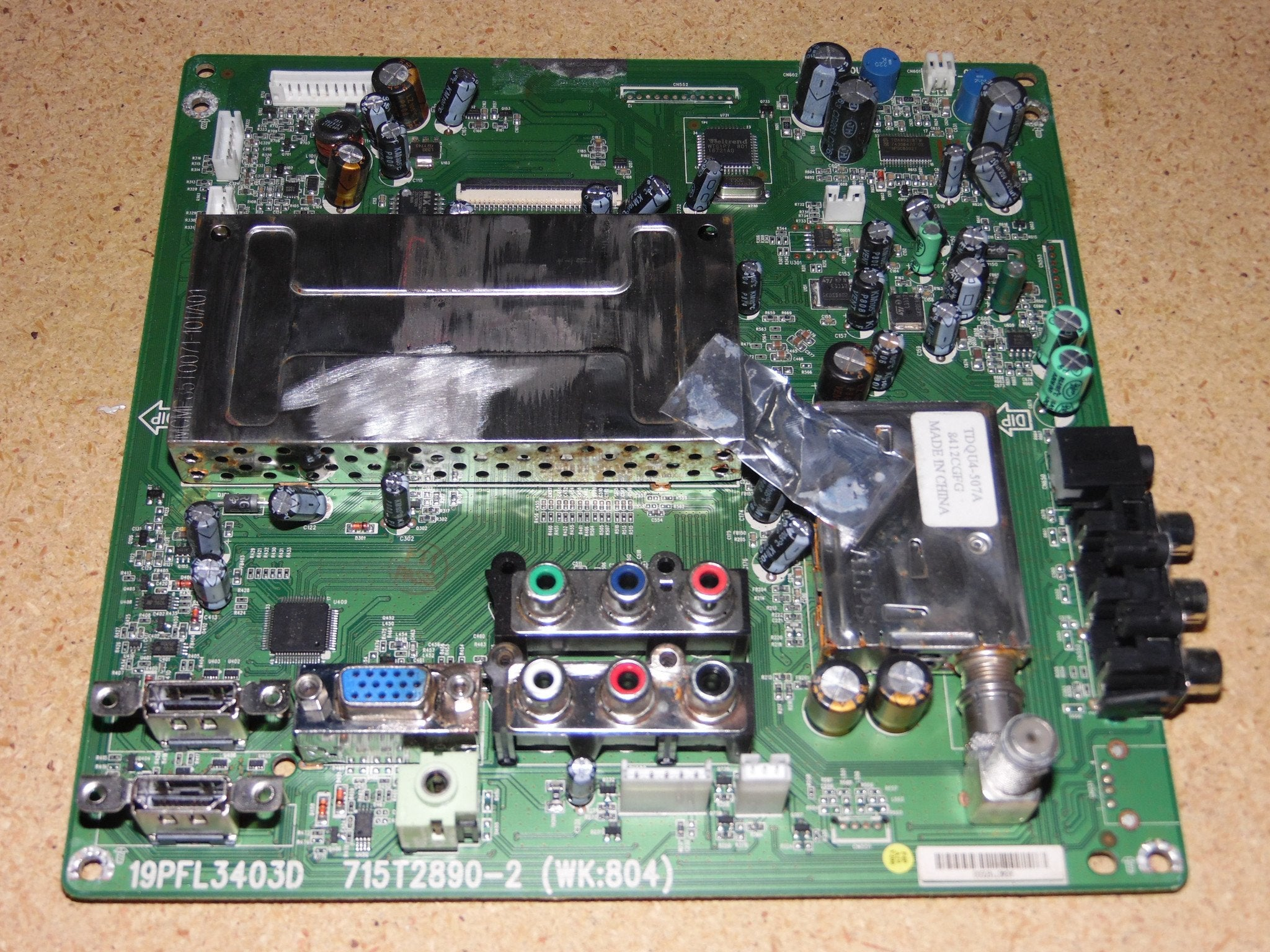 Philips 996510012264 (T)72MKPL Main Board