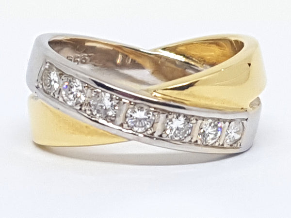 Diamond Ring 0.70ct.