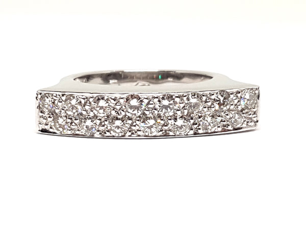 Diamond Ring 0.90ct.