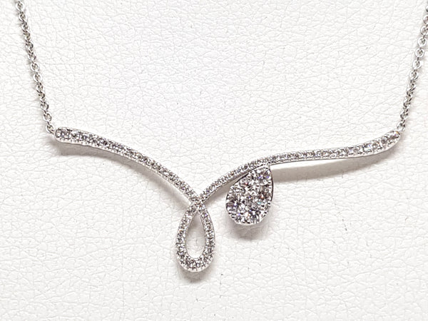 Diamond Necklace 1.60ct.