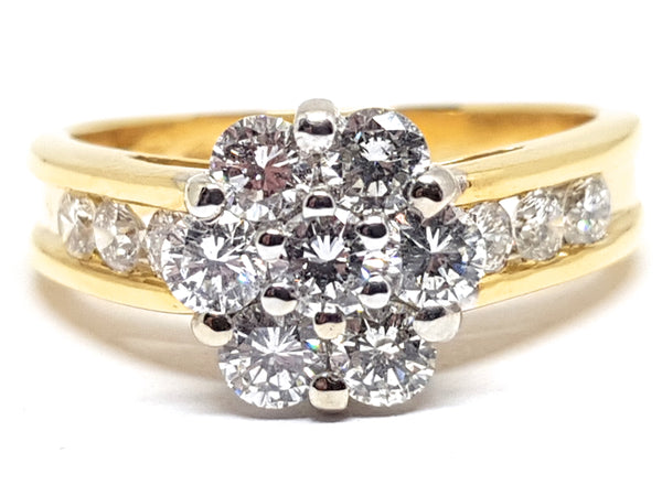 Diamond Ring 2.00ct.