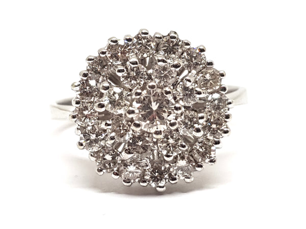 Diamond Ring 1.60ct.
