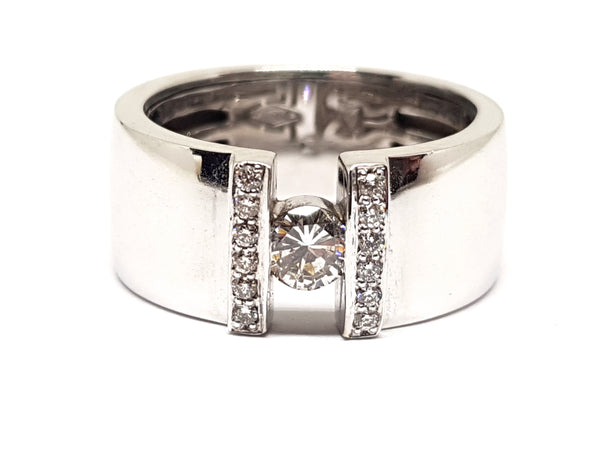 Diamond Ring 0.59ct.