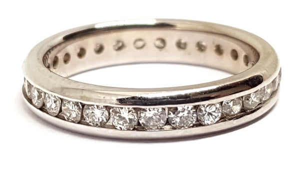 Diamond Memory Ring 1.50ct.