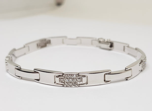 Diamond Tennis Bracelet 1.32ct.