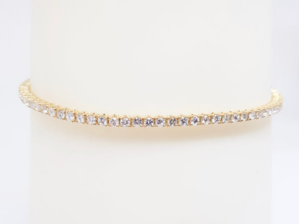 Diamond Tennis Bracelet 3.65ct.