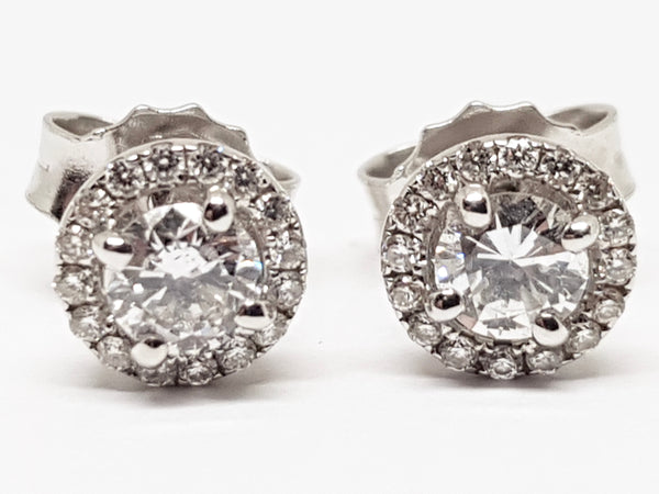 Diamond Earrings 1.00ct.