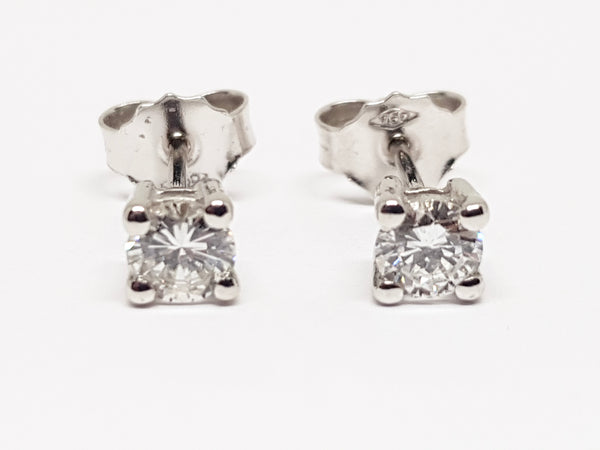 Diamond Studs Earrings 0.80ct.