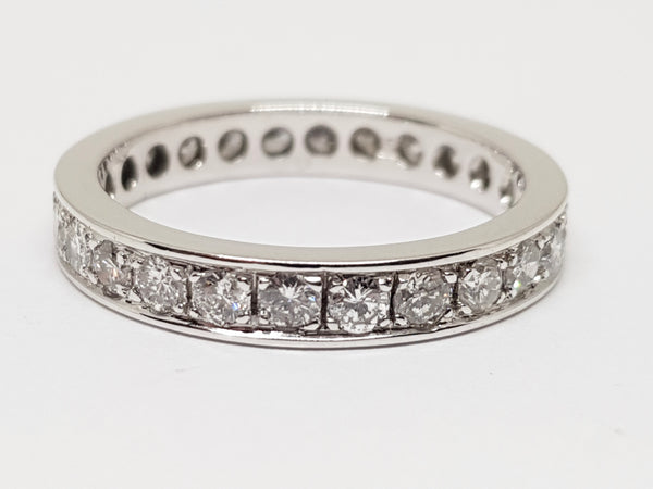 Diamond Memory Ring 2.60ct.