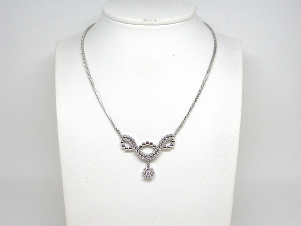 Antique Diamond Necklace 2.50ct.