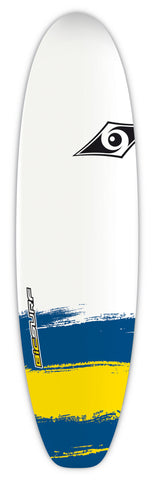 PAINT 6'6 SHORT BOARD