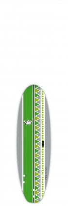 PAINT 6'0 SHORTBOARD
